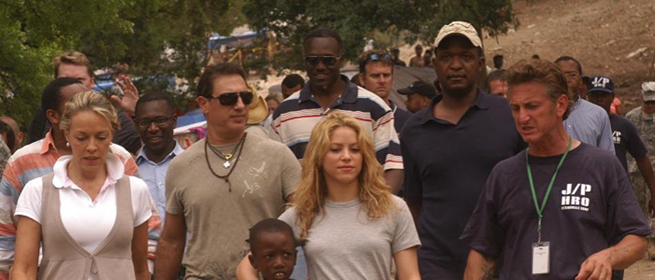 Shakira doa 15 milhões de dólares para reconstruir Haiti depois do furacão Matthew 1