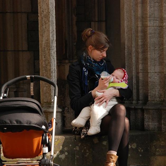 'Gangue' de motoqueiras entrega leite materno para bebês prematuros 5