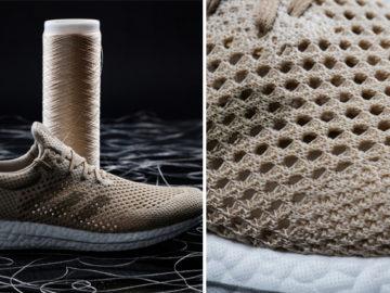 Estes novos tênis da adidas podem se biodegradar pela sua pia quando você não quiser mais usá-los 2