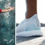 Adidas revela os primeiros produtos feitos com plástico retirado do oceano: tênis e camisas de futebol 3
