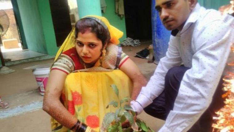 Ao invés de joias, como manda a tradição, indiana pede 10 mil árvores de presente de casamento 1