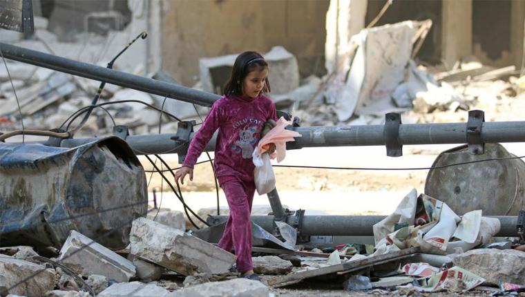 Cruz Vermelha já retirou mais de 3 mil civis do conflito de Alepo, na Síria 2