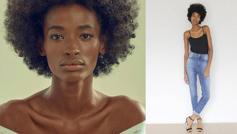 Baiana é a primeira modelo negra a vencer um dos principais concursos de moda do Brasil 1