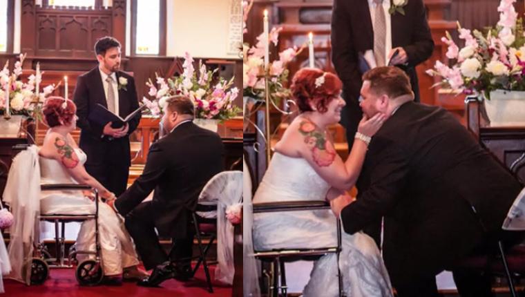 Hospital realiza casamento de paciente com câncer terminal 2