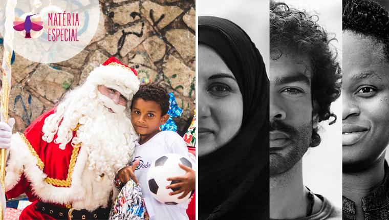 7 histórias que nos dão razões para acreditar na Beleza do Natal 2