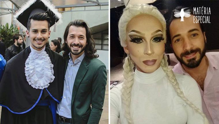 Ser drag queen é não temer o olhar dos outros 1