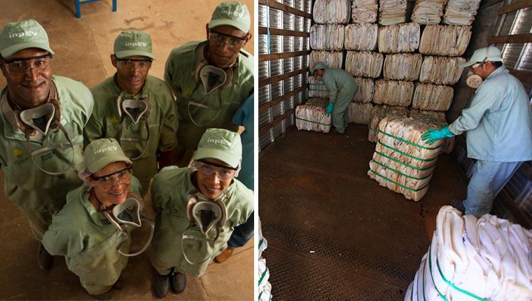 Brasil é referência mundial no descarte correto de embalagens de defensivos agrícolas 5