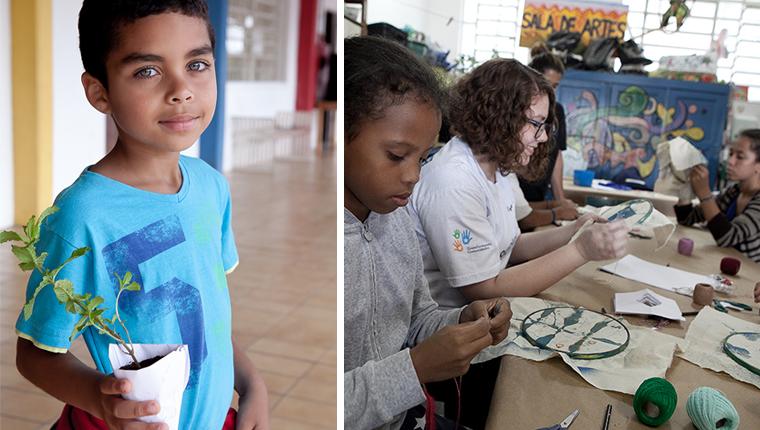 Programa transforma vida de moradores de áreas próximas às fábricas da PepsiCo 1