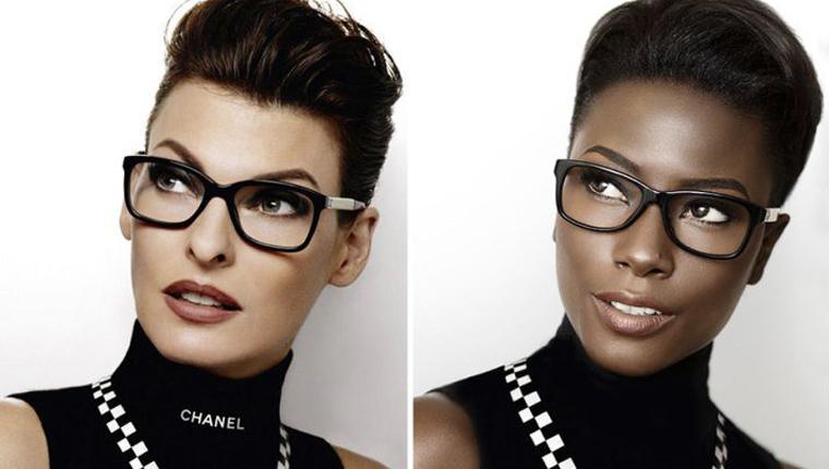 Modelo negra recria campanhas de moda provando que tem talento e beleza de sobra 2
