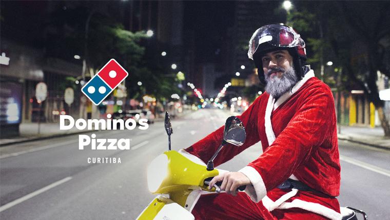 Pizzaria em Curitiba entrega ceia de Natal para pessoas em situação de rua 4