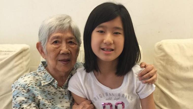 Adolescente de 12 anos cria aplicativo para ajudar a avó com Alzheimer 1