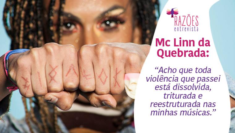 Razões Entrevista: MC Linn da Quebrada empodera pessoas trans através do funk 1