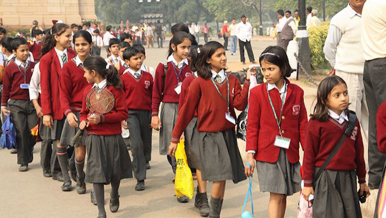Escola indiana pede aos pais para plantar árvores em vez de pagar mensalidades 1