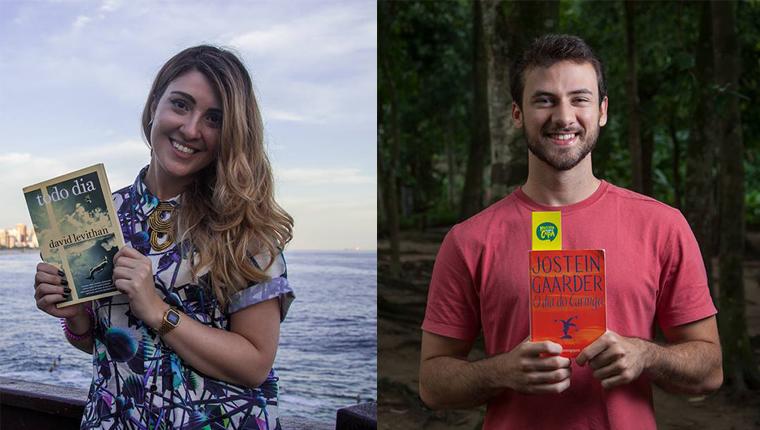 Projeto conta a história das pessoas com seus livros favoritos 1