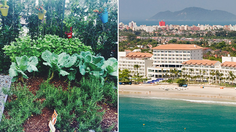 Como hotéis estão reduzindo o impacto ambiental de suas instalações 1