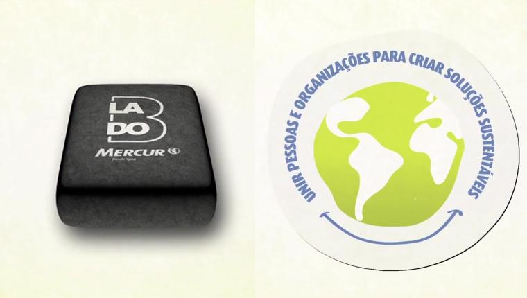 Mercur lança borracha feita com matérias renováveis e ideal para pessoas com baixa visão 1