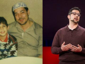 Filho de terrorista, Zak Ebrahim optou pela paz e hoje é ativista pacifista 7