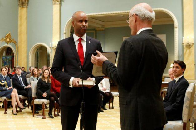Canadá nomeia refugiado da Somália para o Ministério da Imigração 5