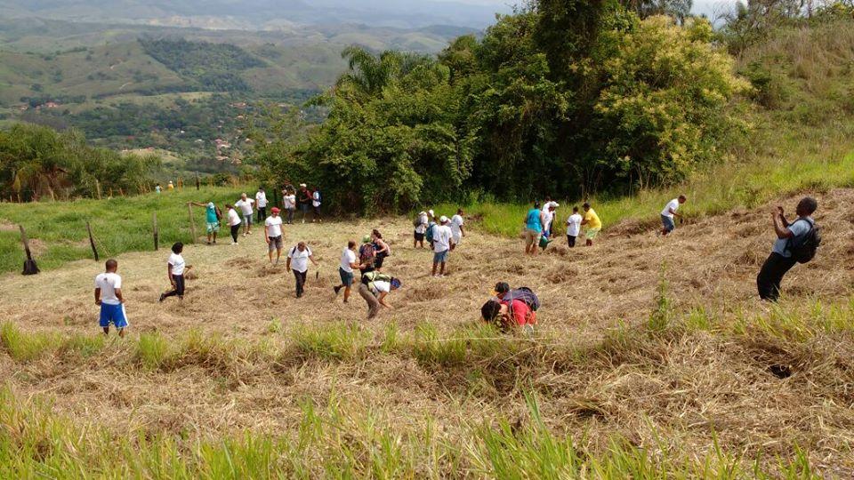 Viúva de vítima de acidente aéreo utiliza indenização para criar um parque de reflorestamento 2