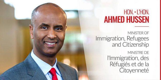Canadá nomeia refugiado da Somália para o Ministério da Imigração 4