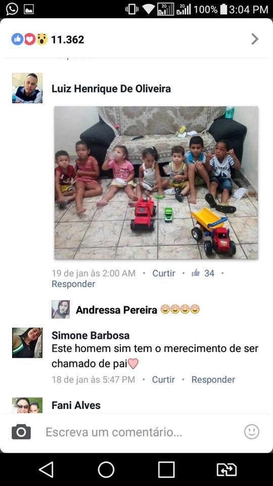 Pai faz apelo nas redes sociais para fazer aniversário do filho de 2 anos e recebe ajuda de todos os lados 5