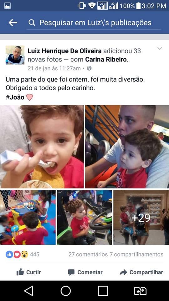 Pai faz apelo nas redes sociais para fazer aniversário do filho de 2 anos e recebe ajuda de todos os lados 6