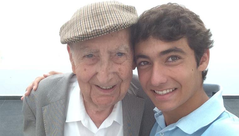 adote um avô