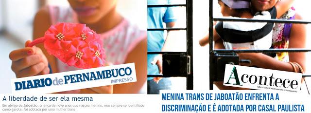 """Pastora trans adota menino com necessidades especiais e menina trans: """"Nasci para ser mãe"""" 4"""