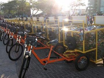 bikes foram entregues em Alagoas