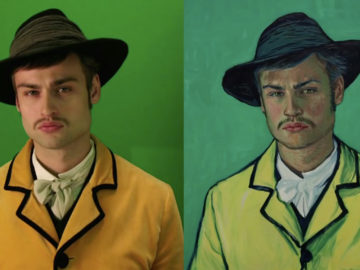 Trailler do filme que conta a história de Van Gogh feito inteiramente de pinturas é lançado 2