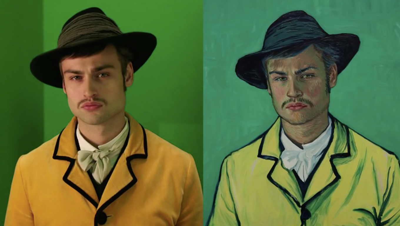 Trailler do filme que conta a história de Van Gogh feito inteiramente de pinturas é lançado 1