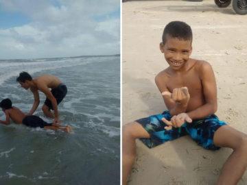 Projeto de surf tira jovens de baixa renda das ruas em São Luís-MA 1