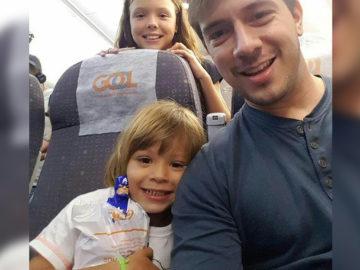 perder medo de voo