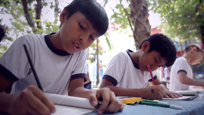 Pedimos para crianças escreverem sobre seu futuro, o resultado foi muito além do que imaginávamos 1