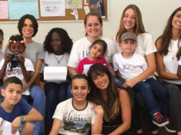 Dani Suzuki mobiliza governo e classe artística para trazer crianças sírias refugiadas ao Brasil 5