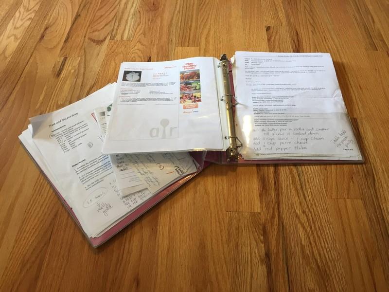 Designer refaz antigo caderno de receitas da mãe e o resultado é sensacional 3