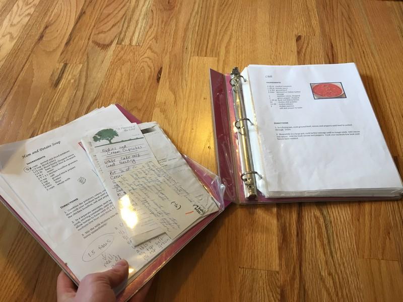 Designer refaz antigo caderno de receitas da mãe e o resultado é sensacional 4