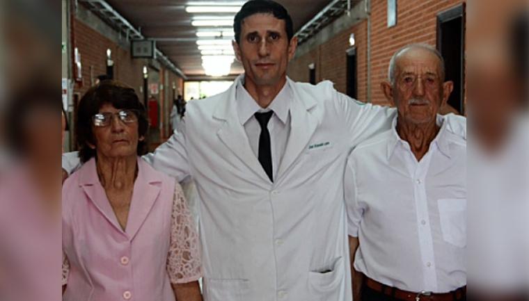 Ex-lavrador que passou fome na infância se forma médico em Minas 2