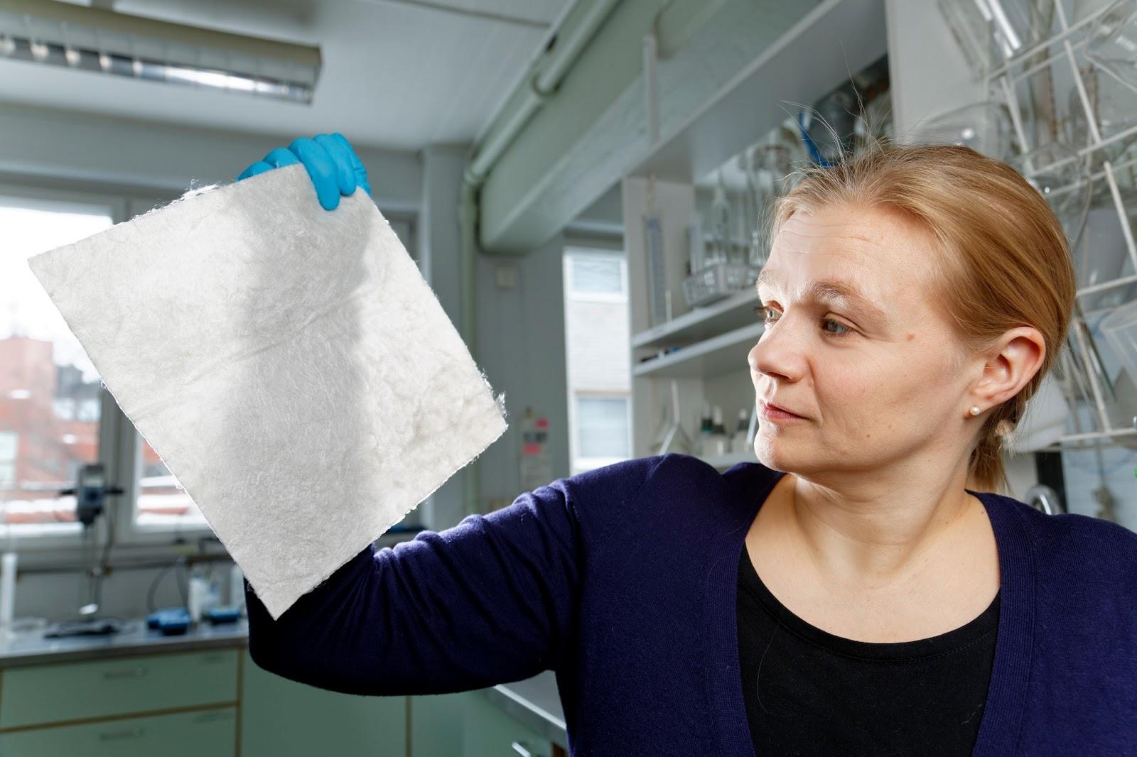 Fralda biodegradável feita de papelão promete reduzir drasticamente a produção de lixo 3