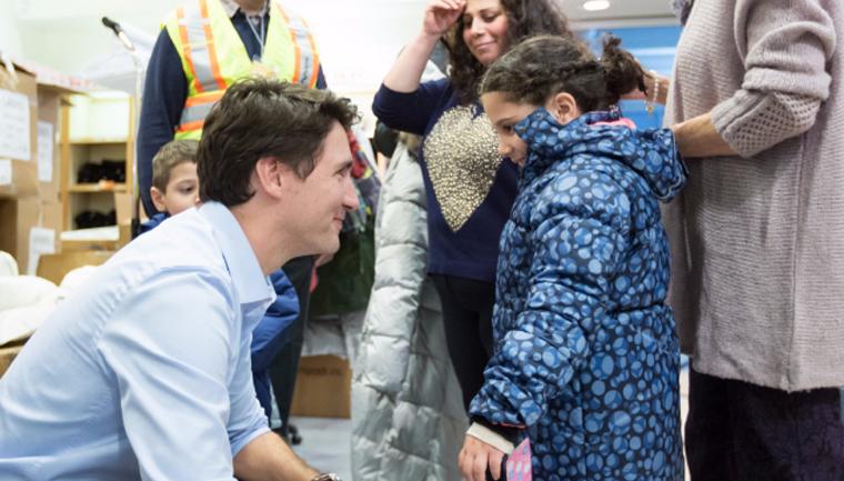 Primeiro-ministro do Canadá diz que refugiados são bem-vindos no país 1