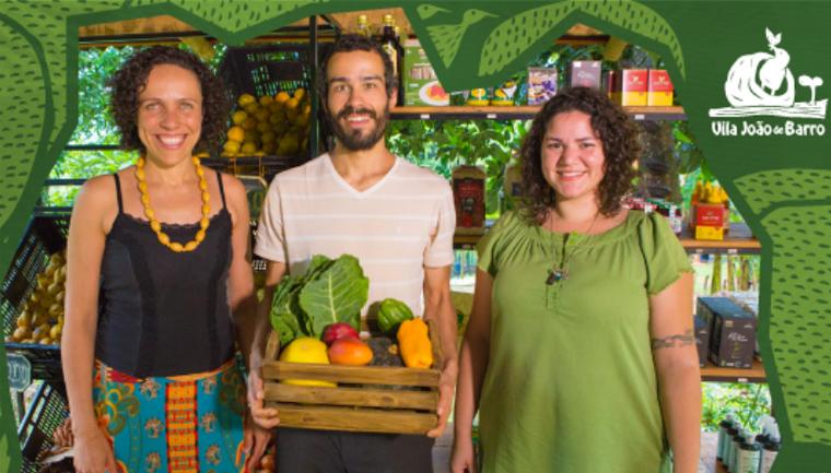 Minas Gerais vai receber o primeiro mercado 100% orgânico e a granel 9