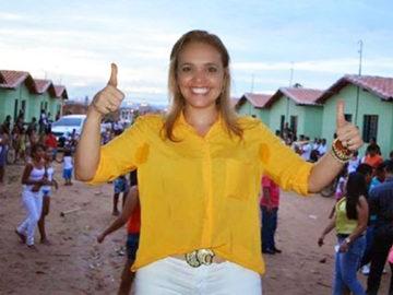 Prefeita do Ceará não foi reeleita