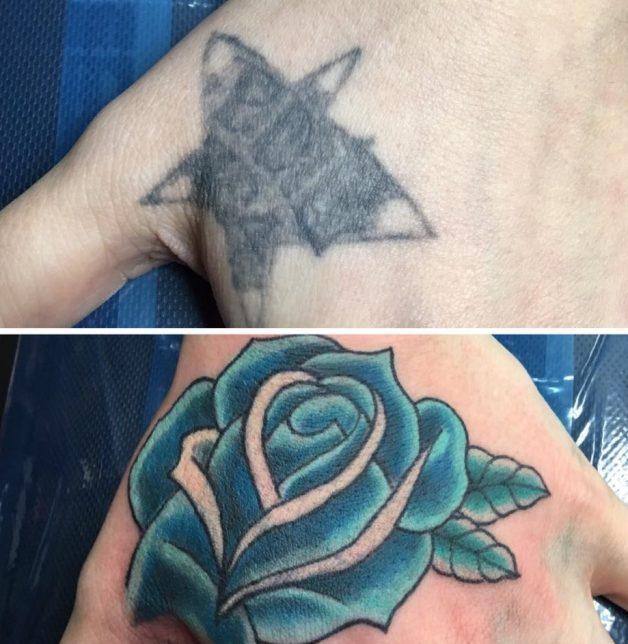 as tatuagens ganham novo significado