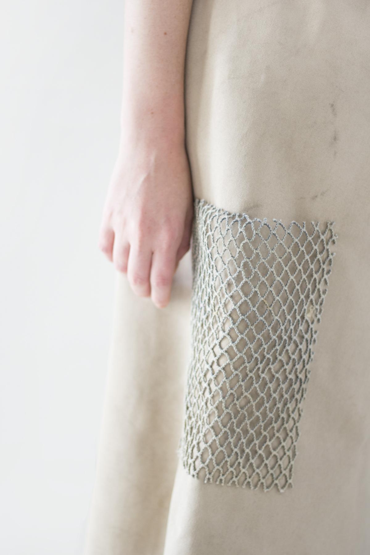 Marca slow fashion usa lonas e redes tirados do mar para criar coleção7
