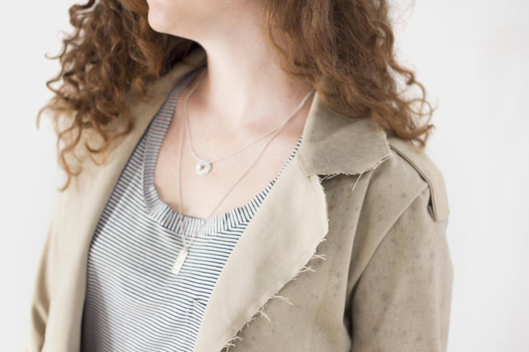 Marca slow fashion usa lonas e redes tirados do mar para criar coleção5