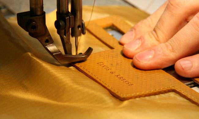 Marca do Camboja tem zero desperdício ao criar peças novas com sobras de tecidos 11