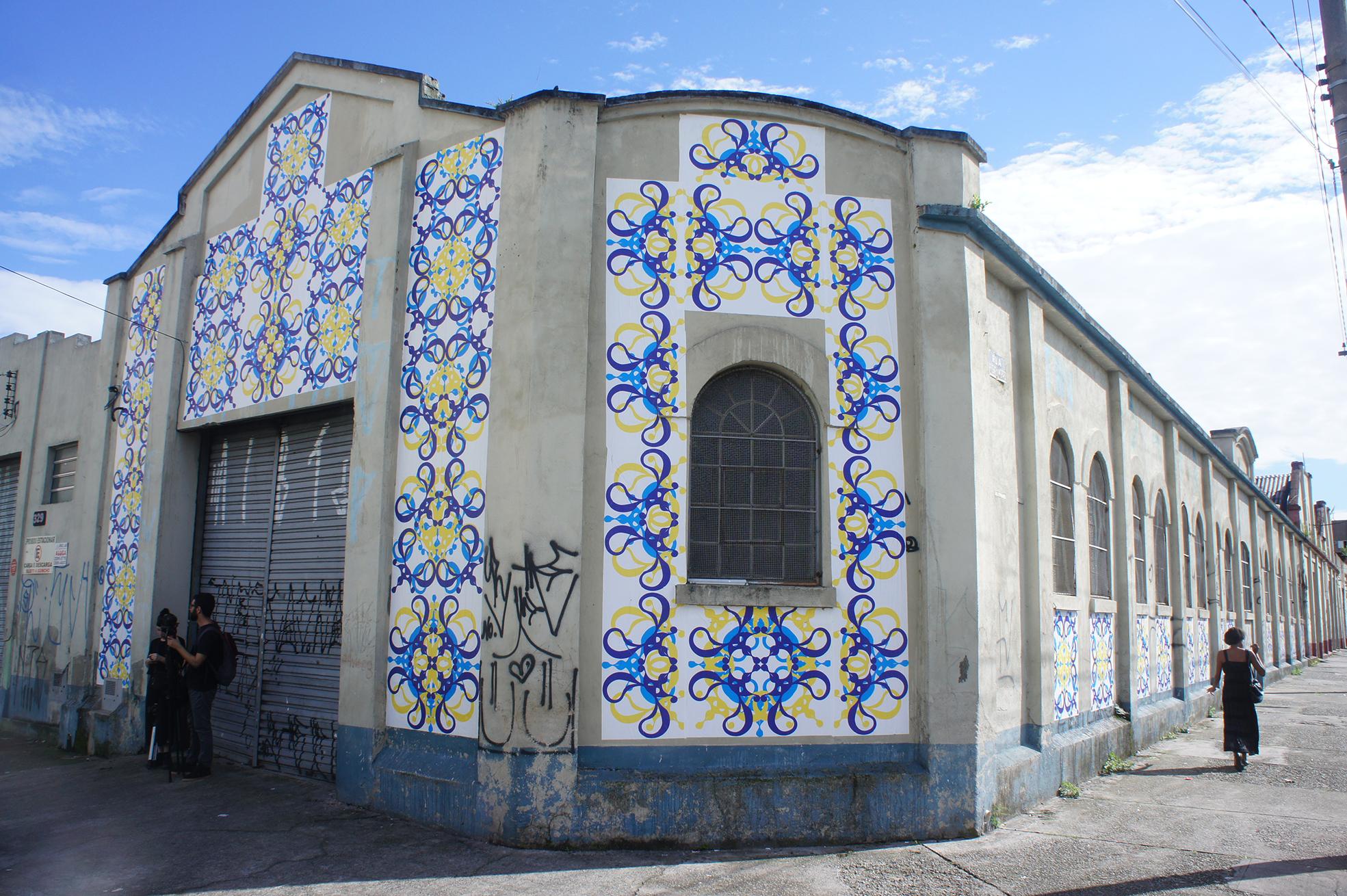 Gentileza urbana: 'Brás Arte Ocupa' espalha contemporaneidade pelas ruas 2