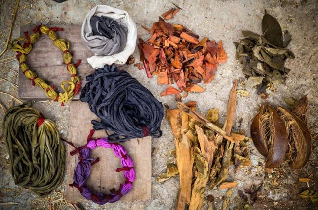 Marca do Camboja tem zero desperdício ao criar peças novas com sobras de tecidos 9