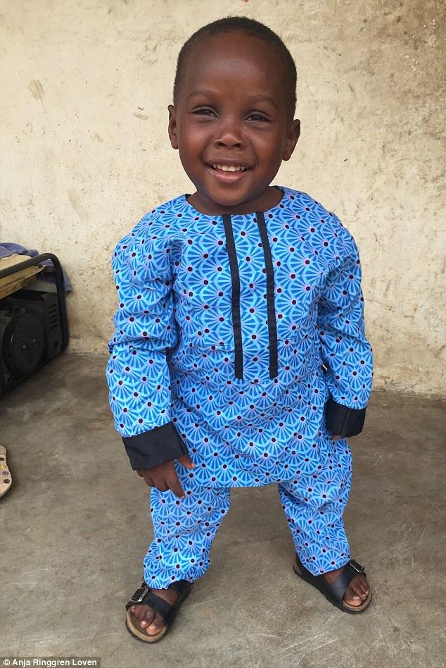 O primeiro dia de aula do menino desnutrido que foi resgatado há um ano 4