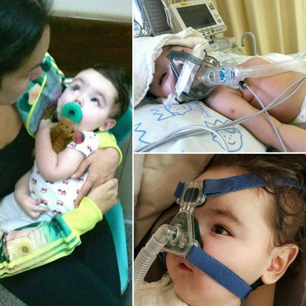 Aposentada doa dinheiro de prêmio para tratamento de bebê com doença rara